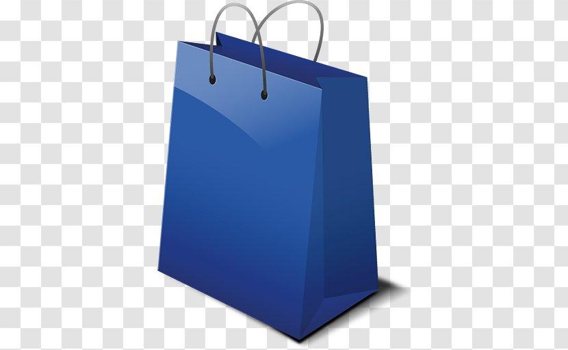 Shopping Bag Icon - Image Transparent PNG