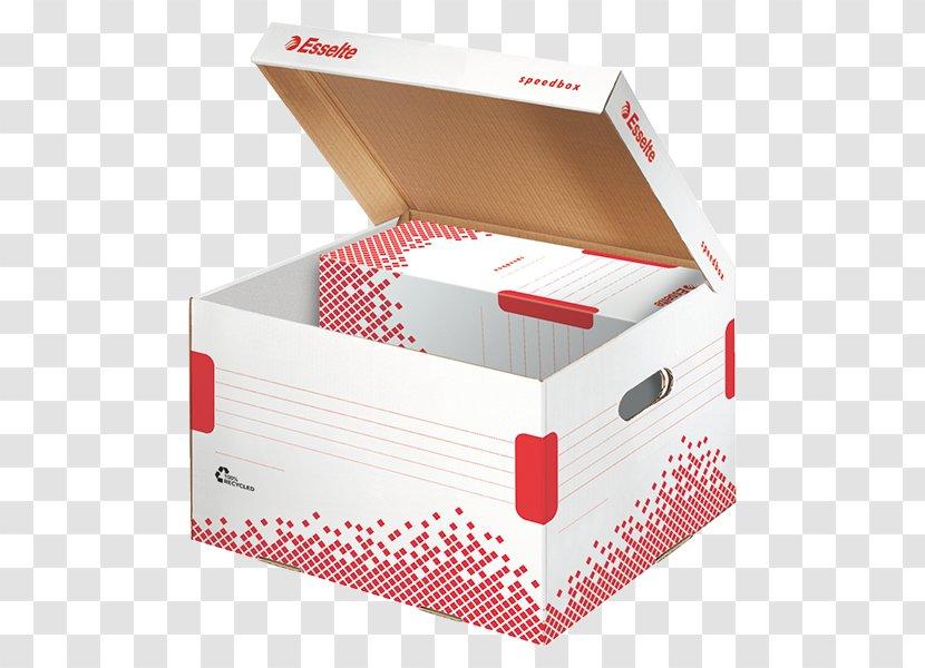 Ring Binder Esselte Leitz GmbH & Co KG Box - Gains Transparent PNG
