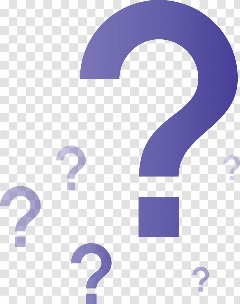 Question Mark Transparent PNG