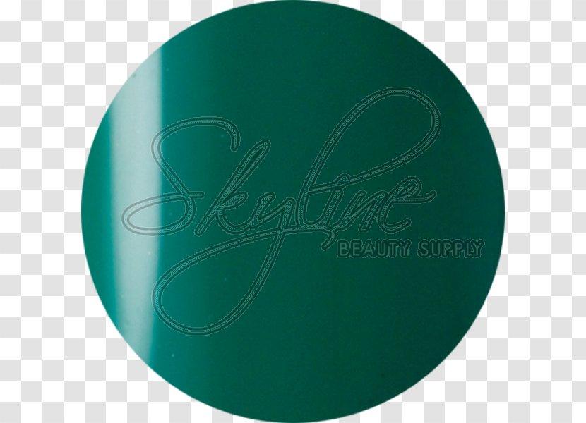Circle Font - Aqua - Design Transparent PNG