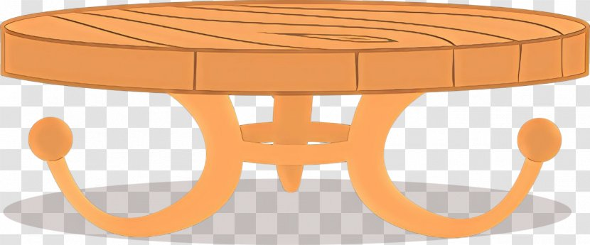 Table Cartoon - End Kitchen Dining Room Transparent PNG