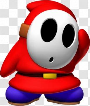Super Mario Bros 2 Shy Guy Luigi Bros Dog Cliparts