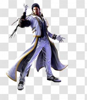 Tekken 3 Heihachi Mishima Kazuya Jin Kazama Julia Chang