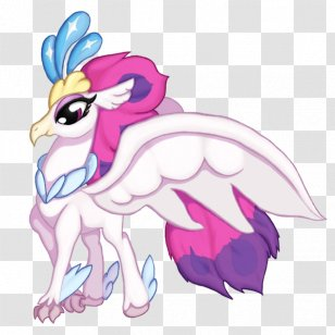 Pony Queen Novo Princess Skystar Horse Drawing Hippogriff Transparent Png
