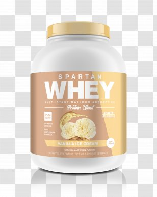 Ice Cream Whey Protein Isolate Blueberry Transparent Png