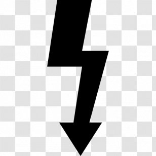 Free Lightning Bolt Clip Art with No Background - ClipartKey