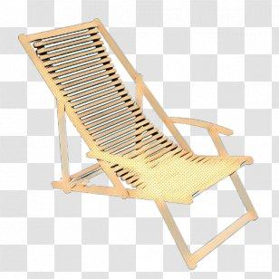 Beach Background Deckchair Folding Chair Wing Transparent Png