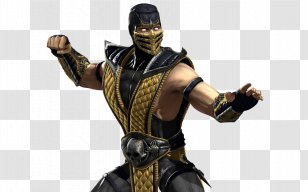 Mortal Kombat Deception Scorpion Armageddon Sub Zero Armour