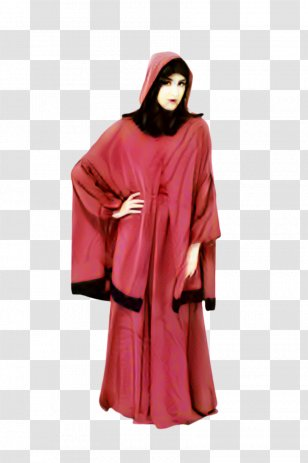 Robe Abaya Hijab Cloak August 28 Syria Art Transparent Png