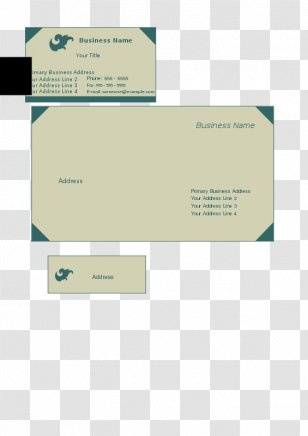 Paper Template Business Png Images Transparent Paper Template Business Images