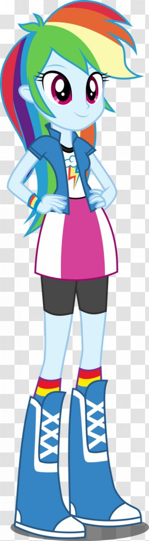 Rainbow Dash Pinkie Pie Rarity Twilight Sparkle Applejack My Little Pony Equestria Girls Area Transparent Png