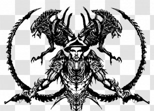 Alien Vs Predator By Squishfx On Deviantart Clip Art - Alien Vs Predator  Png Transparent PNG - 1024x748 - Free Download on NicePNG