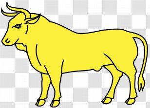 Fox Rampant - Heraldic Fox Clipart (#5300619) - PikPng