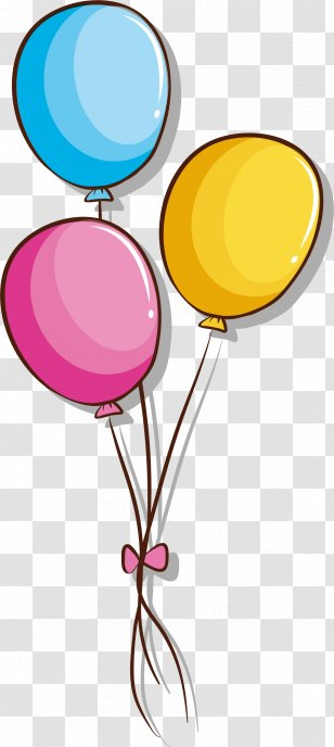 Birthday Clip Art Bunch Of Colorful Balloons Clipart Image Transparent Png