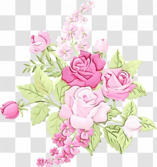 shabby chic floral clip art - Clip Art Library