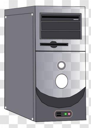 Transparent Old Computer Clipart - Old Desktop Computer Png, Png Download ,  Transparent Png Image - PNGitem