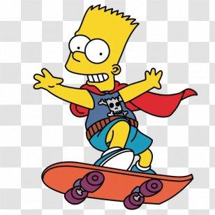 Milhouse Van Houten Bart Simpson Homer Nelson Muntz Marge The Simpsons Movie Transparent Png