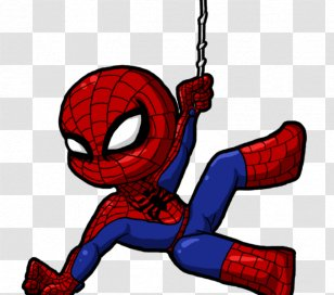 Spider Man In Television Cartoon Drawing Clip Art Ultimate Spiderman Spider Transparent Png