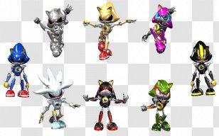 Sonic The Hedgehog Shadow Silver Rouge Bat Deviantart Transparent Png