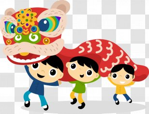 Chinese Clip Art Asian - Cartoon Chinese Girl Png, Transparent Png - kindpng