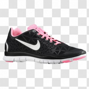 buena venta compras profesional Sports Shoes Nike Free TR Fit 2 New Balance - Shoe - Metallic Pink For  Women Transparent PNG