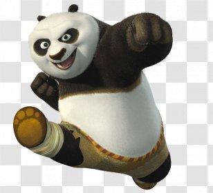 Po Kung Fu Panda 2 Giant Jack Black Kung Fu Transparent Png