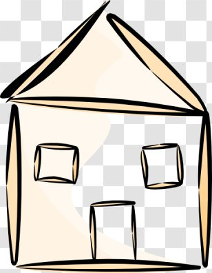 Housing Building Clip Art Real Estate Clipart Transparent Png