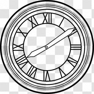 Back in Time Clip Art