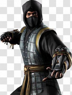Mortal Kombat Deception Armageddon Kombat X Scorpion Transparent Png